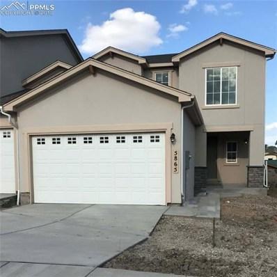 5865 Wild Rye Drive, Colorado Springs, CO 80919 - MLS#: 8371101