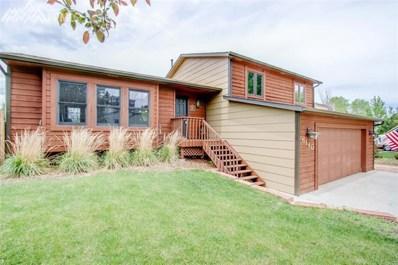 6140 Pulpit Rock Drive, Colorado Springs, CO 80918 - MLS#: 8379672
