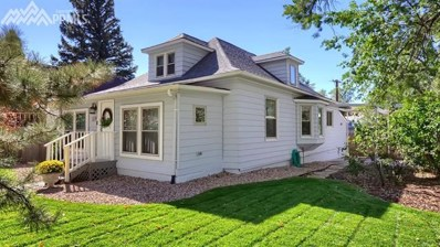 1329 W Cucharras Street, Colorado Springs, CO 80904 - MLS#: 8380695