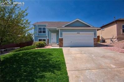 5222 Ferrari Drive, Colorado Springs, CO 80922 - MLS#: 8381153