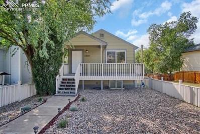 2219 W Uintah Street, Colorado Springs, CO 80904 - MLS#: 8385853