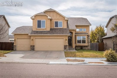 7293 Amberly Drive, Colorado Springs, CO 80923 - MLS#: 8389553