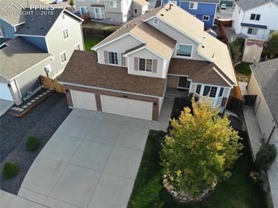 5983 Census Drive, Colorado Springs, CO 80923 - MLS#: 8400602
