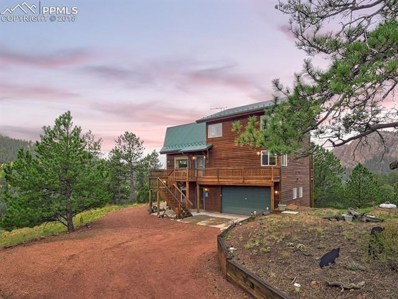 316 Sunset Lane, Cripple Creek, CO 80813 - MLS#: 8401174