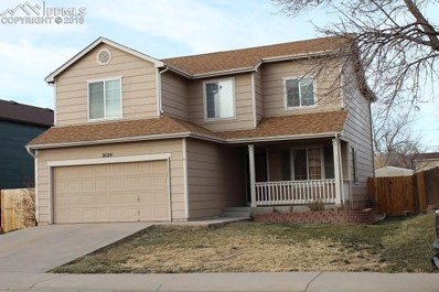 2124 Woodsong Way, Fountain, CO 80817 - MLS#: 8407775