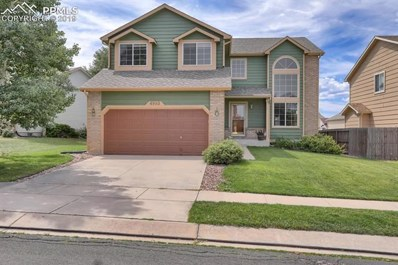 4995 Fossil Butte Drive, Colorado Springs, CO 80923 - #: 8414605