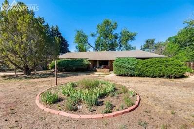 2470 Mesa Road, Colorado Springs, CO 80904 - MLS#: 8435181