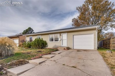 1818 N Circle Drive, Colorado Springs, CO 80909 - MLS#: 8437671