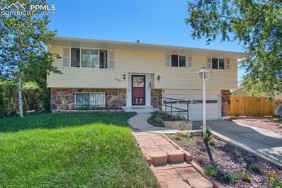 2027 Ventura Drive, Colorado Springs, CO 80910 - MLS#: 8460968
