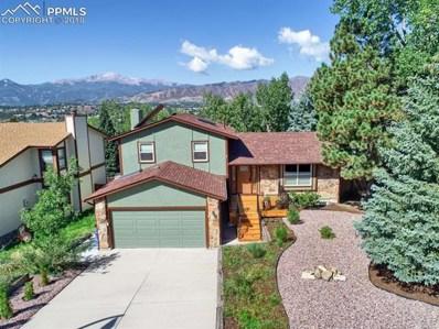 6318 Galway Drive, Colorado Springs, CO 80918 - MLS#: 8462895