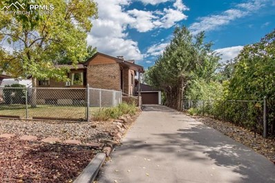 723 Swope Avenue, Colorado Springs, CO 80909 - MLS#: 8469043
