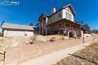 4687 W Highway 24 Highway, Florissant, CO 80816 - MLS#: 8479614