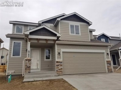 6782 Galpin Drive, Colorado Springs, CO 80925 - MLS#: 8483028