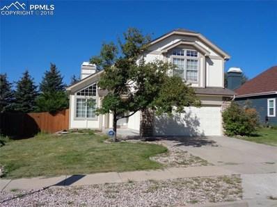 1015 Piros Drive, Colorado Springs, CO 80922 - MLS#: 8487977
