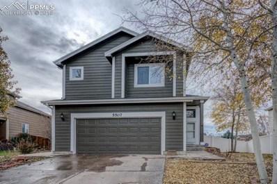 5507 Arroyo Street, Colorado Springs, CO 80922 - MLS#: 8492013
