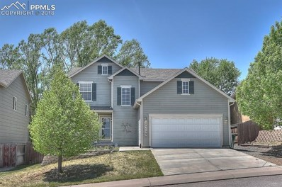 1139 Cailin Way, Fountain, CO 80817 - MLS#: 8493709