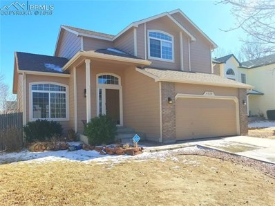 6320 Whirlwind Drive, Colorado Springs, CO 80923 - MLS#: 8497166