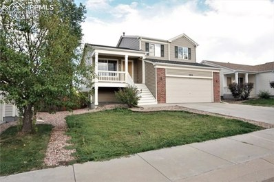 7275 Bentwater Drive, Fountain, CO 80817 - MLS#: 8507032