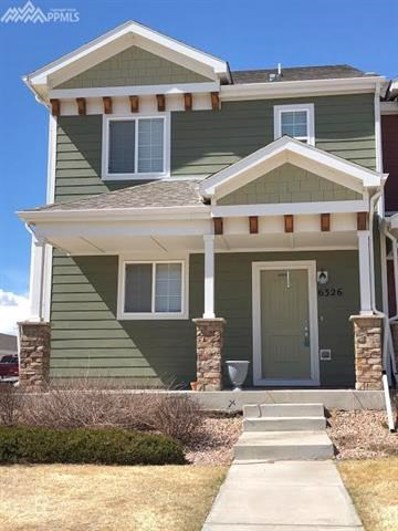 6326 Pilgrimage Drive, Colorado Springs, CO 80925 - MLS#: 8516262