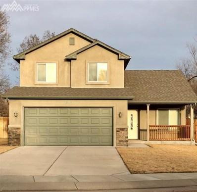 375 Libby Court, Colorado Springs, CO 80911 - MLS#: 8525066