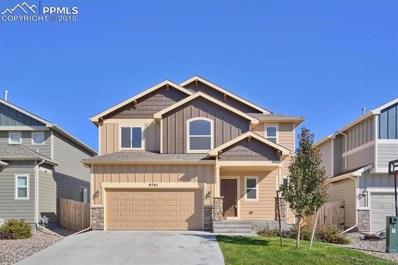 9791 Silver Stirrup Drive, Colorado Springs, CO 80925 - MLS#: 8530319