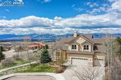 13904 Sierra Star Court, Colorado Springs, CO 80921 - MLS#: 8534785