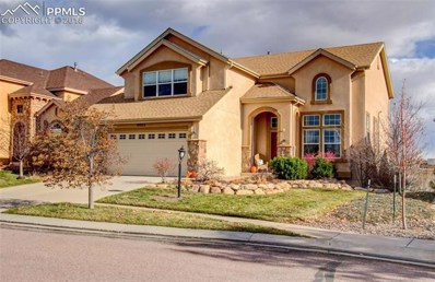 9883 Red Sage Drive, Colorado Springs, CO 80920 - MLS#: 8536144