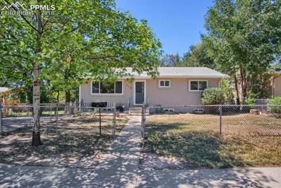 518 N 17th Street, Colorado Springs, CO 80904 - MLS#: 8552214