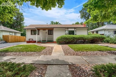 1316 N Foote Avenue, Colorado Springs, CO 80909 - MLS#: 8552396