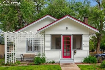 932 N Hancock Avenue, Colorado Springs, CO 80903 - MLS#: 8567165