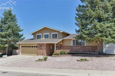 4960 Villa Loma Court, Colorado Springs, CO 80917 - MLS#: 8572397