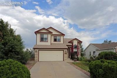 3055 Ellesmere Drive, Colorado Springs, CO 80922 - #: 8573223