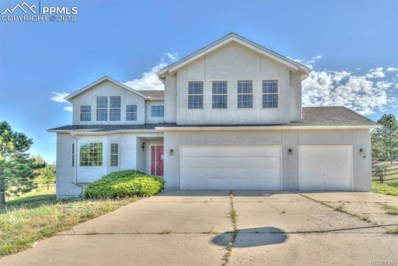 510 Ore Cart Way, Monument, CO 80132 - MLS#: 8585775