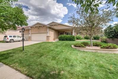 3565 Hollycrest Drive, Colorado Springs, CO 80920 - MLS#: 8595995