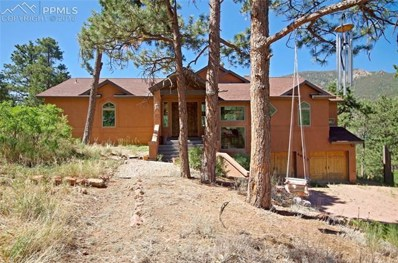 4890 Pyramid Mountain Road, Cascade, CO 80809 - MLS#: 8596784