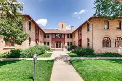 104 E St Vrain Street, Colorado Springs, CO 80903 - MLS#: 8600969