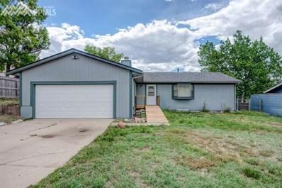 1082 Hathaway Drive, Colorado Springs, CO 80915 - MLS#: 8604398