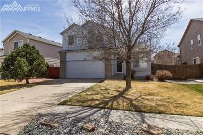 4766 Bridle Pass Drive, Colorado Springs, CO 80923 - MLS#: 8606728