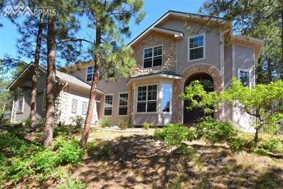 1470 Spring Valley Drive, Colorado Springs, CO 80921 - MLS#: 8608672