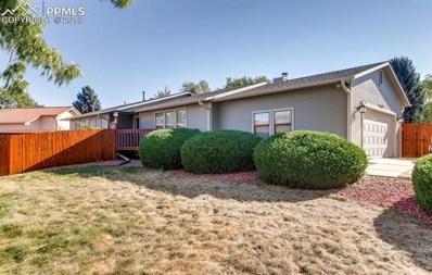 4230 Loch Lomond Lane, Colorado Springs, CO 80909 - MLS#: 8611106