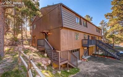 570 Manor Court UNIT A, Woodland Park, CO 80863 - MLS#: 8611186