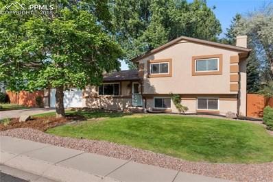 2815 Shady Drive, Colorado Springs, CO 80918 - MLS#: 8614165