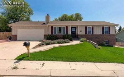 6711 Nokomis Circle, Colorado Springs, CO 80915 - MLS#: 8617923
