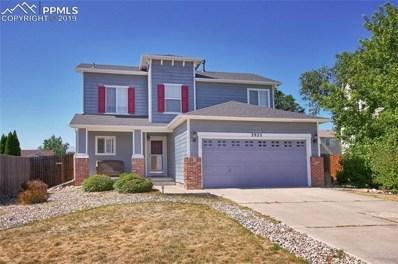 3922 Ranch Bluff Court, Colorado Springs, CO 80922 - #: 8619486