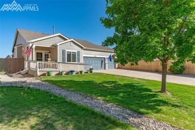 3892 Springs Ranch Drive, Colorado Springs, CO 80922 - MLS#: 8626247