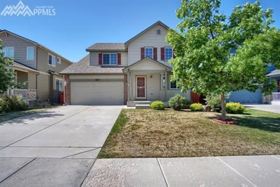 7877 Irish Drive, Colorado Springs, CO 80951 - MLS#: 8631283