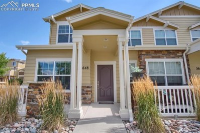 5648 Saint Patrick View, Colorado Springs, CO 80923 - #: 8632588