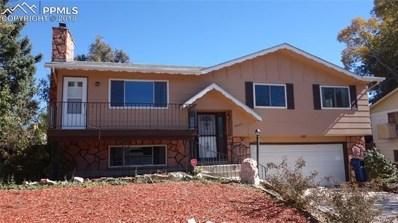 2823 Shady Drive, Colorado Springs, CO 80918 - MLS#: 8634293