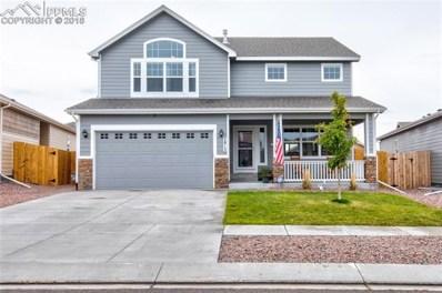 7815 Wagonwood Place, Colorado Springs, CO 80908 - MLS#: 8641822