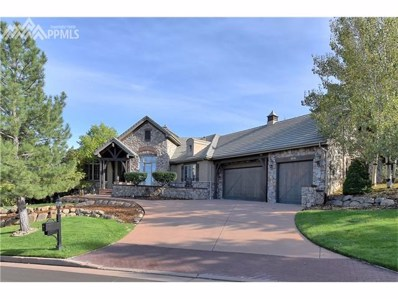 4656 Stone Manor Heights, Colorado Springs, CO 80906 - MLS#: 8643979